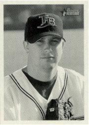 2001 Bowman Heritage #150 Bryan Rekar