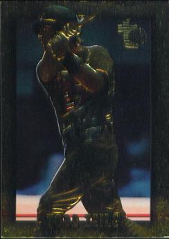1995 Topps Embossed Golden Idols #132 Todd Zeile