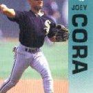 1992 Fleer 76 Joey Cora