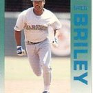 1992 Fleer 274 Greg Briley