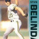 1992 Fleer 548 Stan Belinda