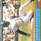 1992 Topps 320 George Bell