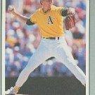 1991 Leaf 218 Mike Moore