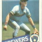 1985 Topps #465 Bob Grich