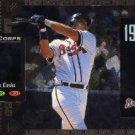 1998 UD3 #34 Ryan Klesko PF