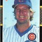 1987 Donruss #201 Steve Trout