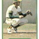 1982 Fleer 102 Jeff Newman