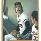 1982 Fleer 396 Greg Minton