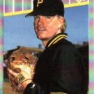 1989 Fleer 220 Jeff D. Robinson