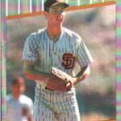 1989 Fleer 306 Greg W. Harris RC