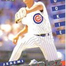 1998 Pinnacle Inside #131 Jeremi Gonzalez
