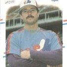 1988 Fleer 189 Bob McClure