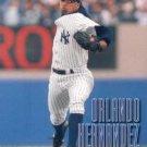 1998 Sports Illustrated World Series Fever #127 Orlando Hernandez RC
