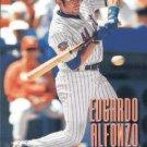 1998 Sports Illustrated World Series Fever #51 Edgardo Alfonzo