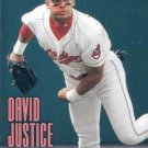 1998 Sports Illustrated World Series Fever #68 David Justice