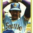 1981 Topps #508 Rob Dressler