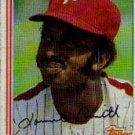 1982 Topps #127 Lonnie Smith