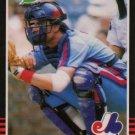 1985 Leaf/Donruss  #243 Steve Trout