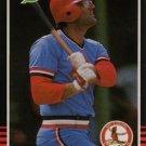 1985 Leaf/Donruss  #258 Darrell Porter