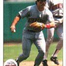 1990 Upper Deck 158 Wally Backman