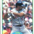 1989 Score #8 Gary Gaetti