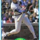 1989 Score #173 Jody Davis