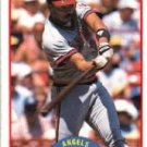 1989 Score #499 Darrell Miller