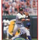 1989 Score #537 Mike Gallego