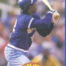 1989 Score #632 Geronimo Berroa