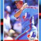 1988 Donruss 257 Mitch Webster