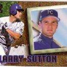 1998 Pacific Invincible #39 Larry Sutton