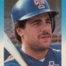 1987 Fleer Mini #58 Pete Incaviglia