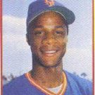 1986 Quaker Granola #16 Darryl Strawberry