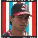 1989 Baseball Card Magazine '59 Topps Replicas #40 Luis Medina