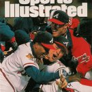 1998 Sports Illustrated World Series Fever #18 Atlanta COV