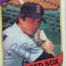 1980 Topps #597 Tom Poquette