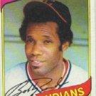 1980 Topps #410 Bobby Bonds