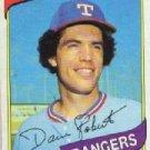 1980 Topps #93 Dave Roberts DP
