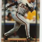 1995 Topps Embossed #79 Tony Phillips