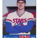 1986 Huntsville Stars Jennings #40 Doug Scherer