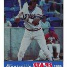 1986 Huntsville Stars Jennings #19 Ray Thoma