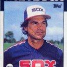 1986 Topps 531 Tony LaRussa MG