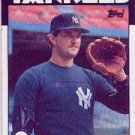 1986 Topps 723 Marty Bystrom