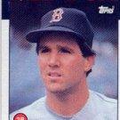 1986 Topps 734 Marty Barrett