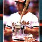 1988 Donruss Rookies #15 Pete Stanicek