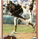 1981 Topps #342 Eric Rasmussen DP