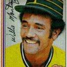 1982 Topps #458 Willie Montanez