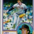 1983 Topps #48 Lary Sorensen
