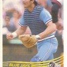 1984 Donruss #437 Ernie Whitt