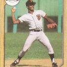 1987 Topps 633 Jose Uribe